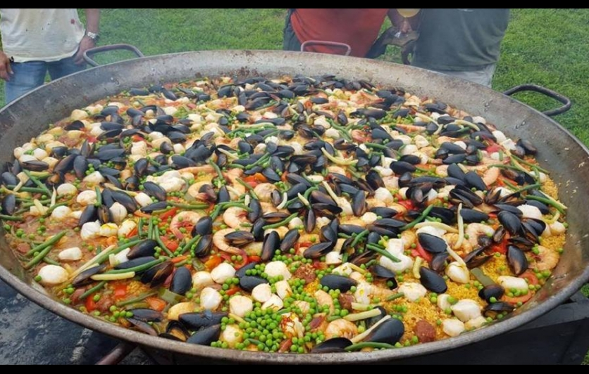 Paella class with jeff of bovinoche edible upcountry invites you to join them for an awesome class learning how to make seafood paella with jeff of bovinoche jeff has been featured on the food network as forumfinder Images