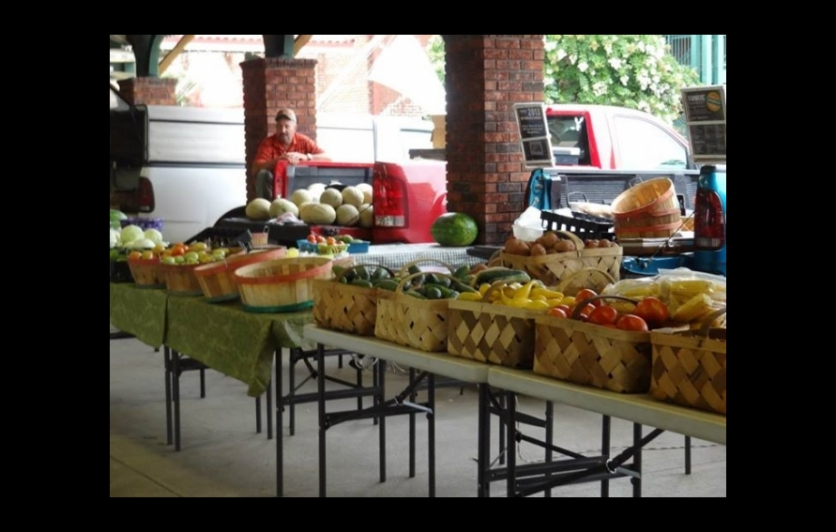 Awesome Anderson County Farmers Market