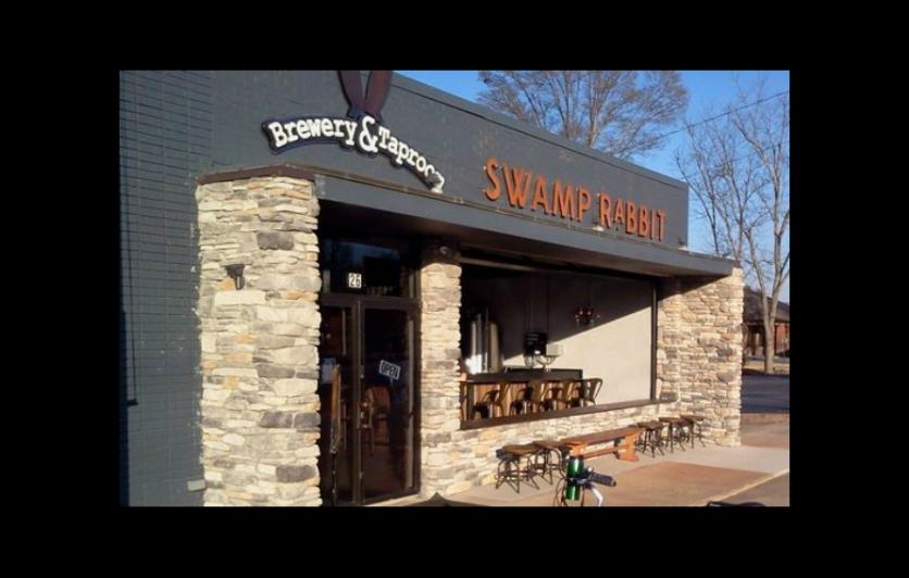 swamp rabbit brewery