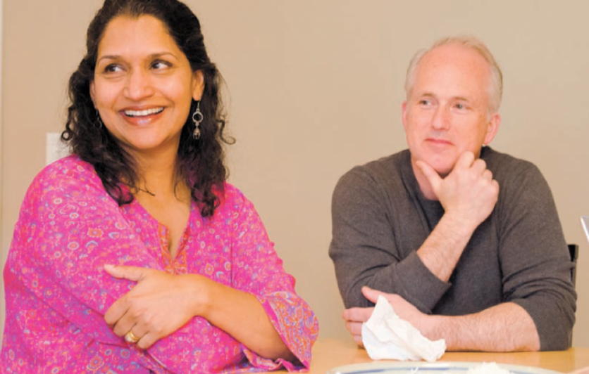 savita nair and john carroll