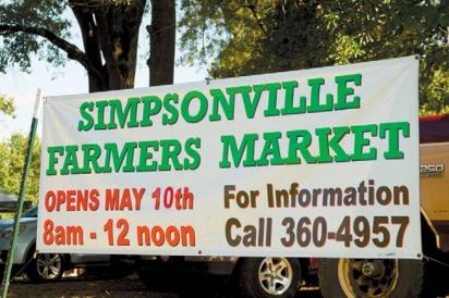 simpsonville farmers market