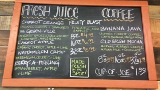 Treats Smoothie and Juice Bar