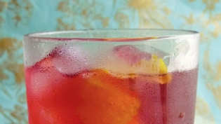 the pinot-fashioned